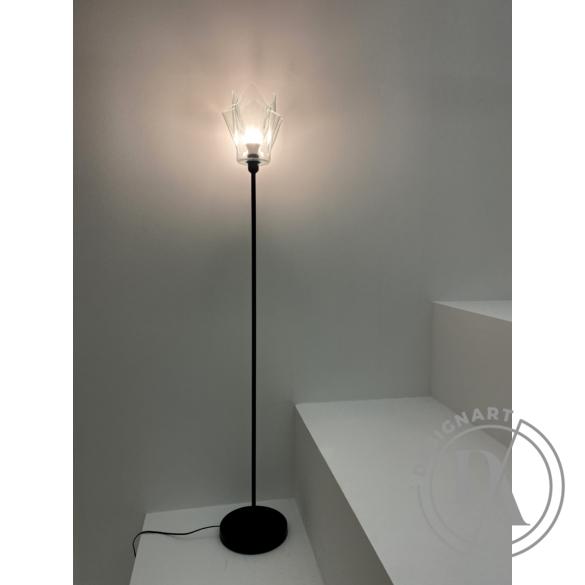 Deák Design: Színtiszta üveg lámpa
