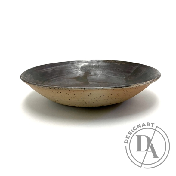 ERROR N' MORE: Nagy bronzos tál / ø 32cm