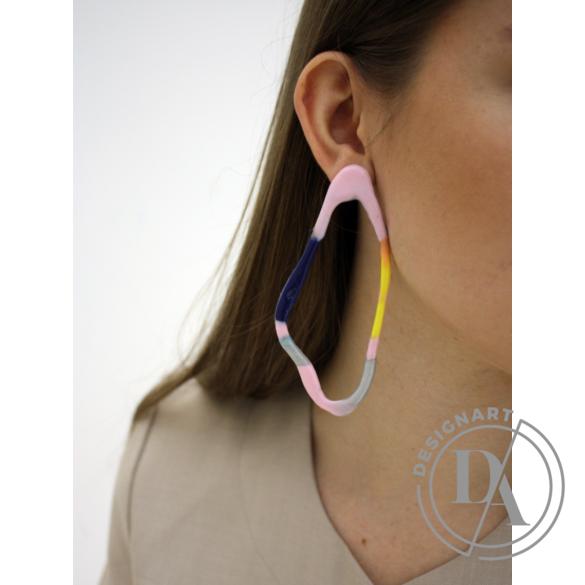Borbala Design: Nagy fülbevaló n3