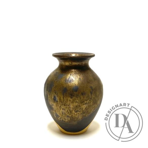 Godzsák Dávid: Olpe váza n4 / magasság 15cm