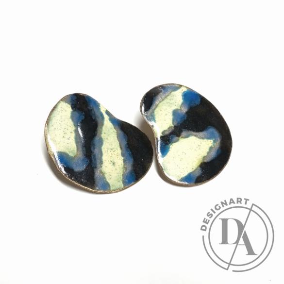Héria Enamel: Stone Mind fülbevaló n9