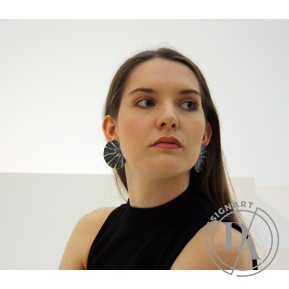 Héria Enamel: Stone Mind fülbevaló n8