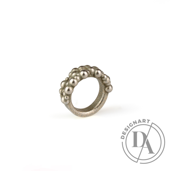 Kiskery Design: Salio gyűrű N3