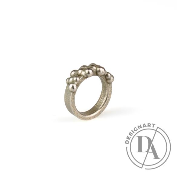 Kiskery Design: Salio gyűrű N4
