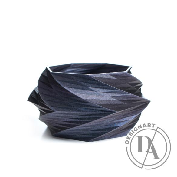 Kiskery Design: Spira karkötő Large - Indigo