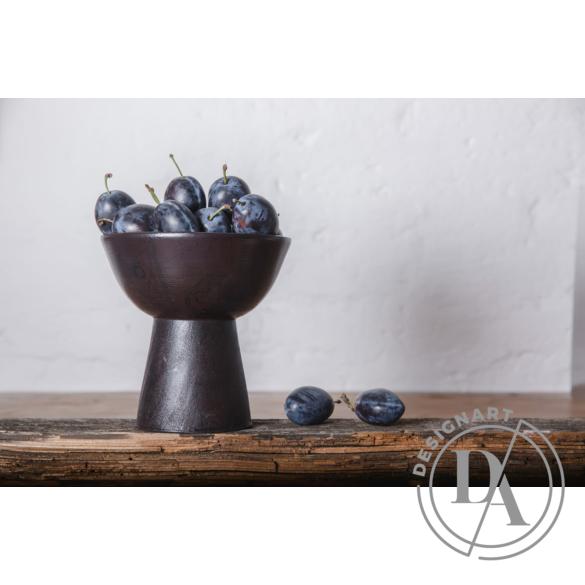 Ksenia Wallenstein: Gyümölcstál / magasság 19cm, ø 18cm