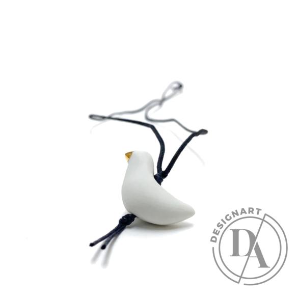 Lantos Judit: Fehér madár medál