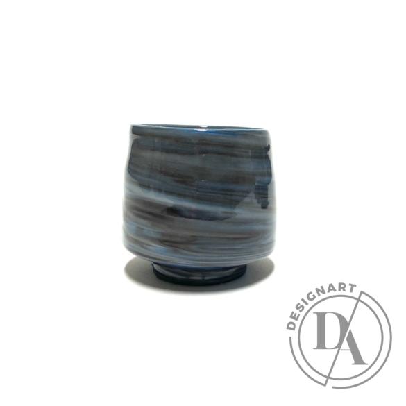 Márta Nóra: Porcelán kávéscsésze n2 / magasság 6cm