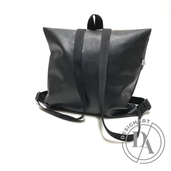 MADO: Square bag / Fekete