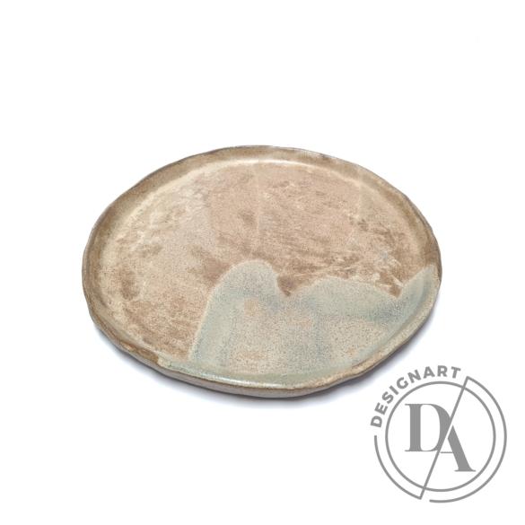 Marék Műhely: Rorschach nagy tányér n6 / ø24cm