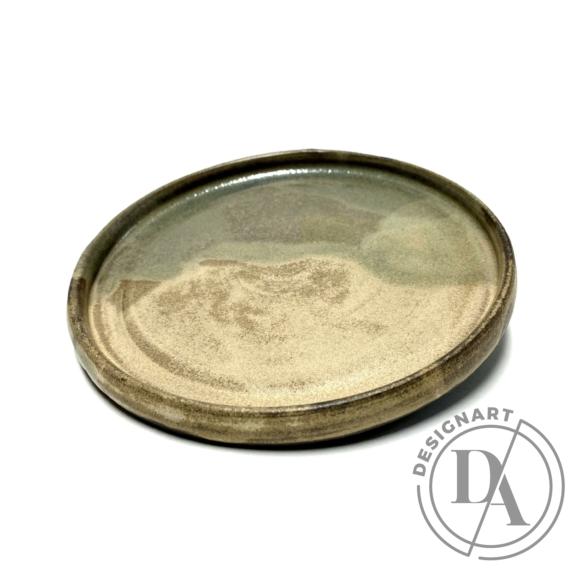 Marék Műhely: Rorschach kicsi tányér n2 / ø17cm