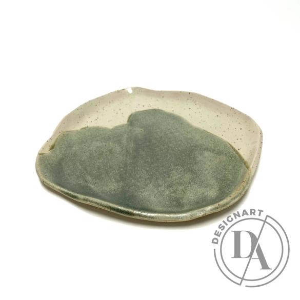 Marék Műhely: Rorschach kicsi tányér n1 / ø14cm