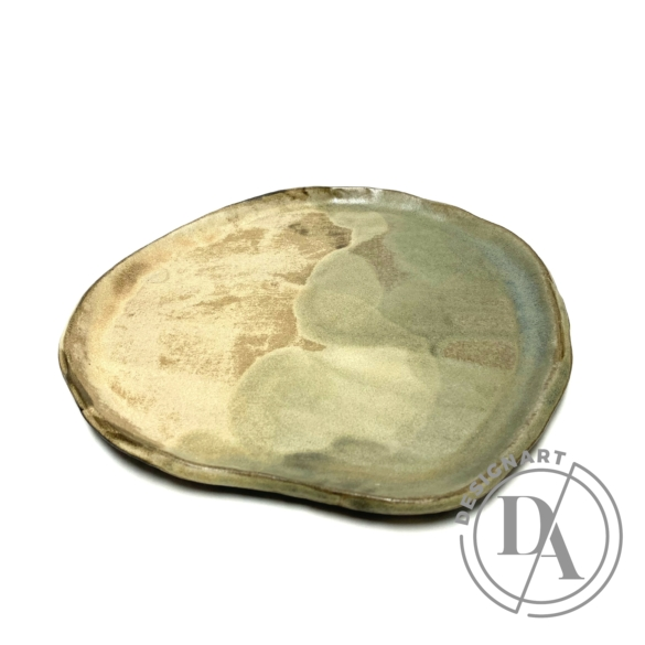 Marék Műhely: Rorschach nagy tányér n3 / ø25cm