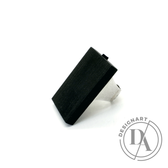 MIKO: Weiko No. 2 fekete gyűrű