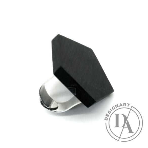MIKO: Weiko No. 1 fekete gyűrű
