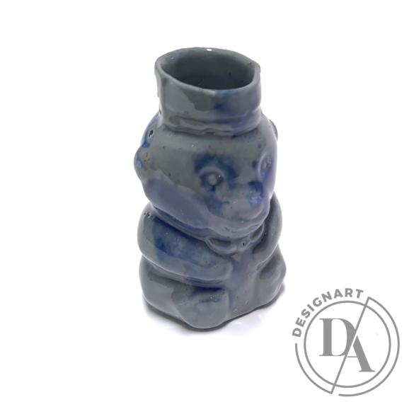 OHO CERAMICS: Porcelán mackó foltokkal