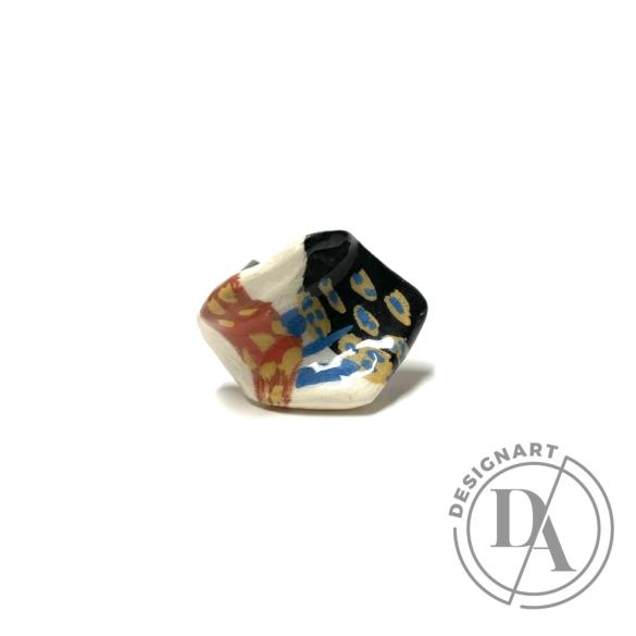 Pebble: Kerámia gyűrű N.12