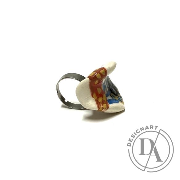 Pebble: Kerámia gyűrű nr.12