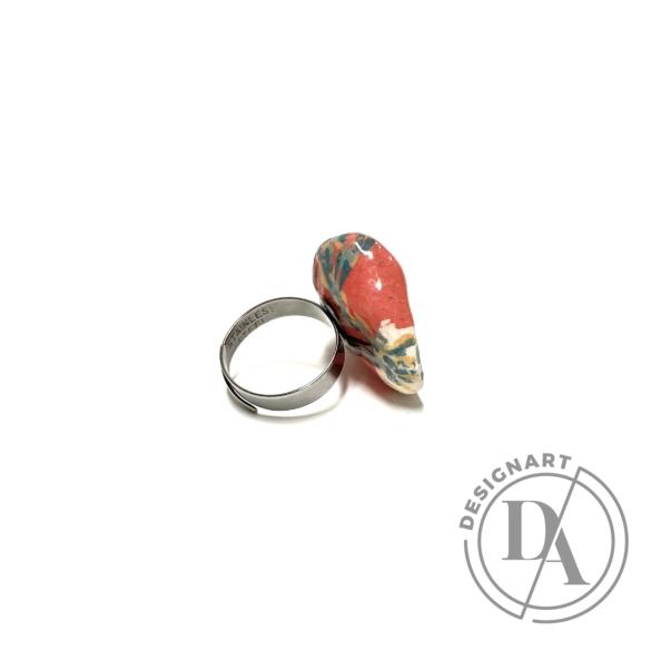 Pebble: Kerámia gyűrű nr.2