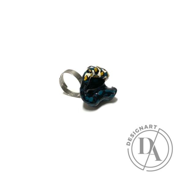 Pebble: Kerámia gyűrű N.3