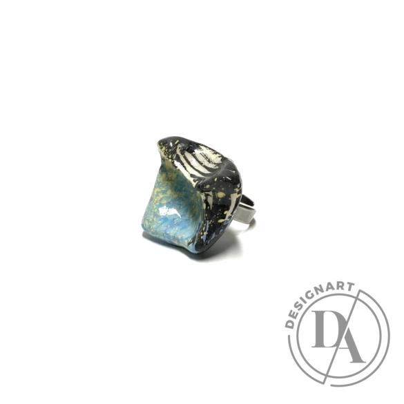 Pebble: Kerámia gyűrű N.7