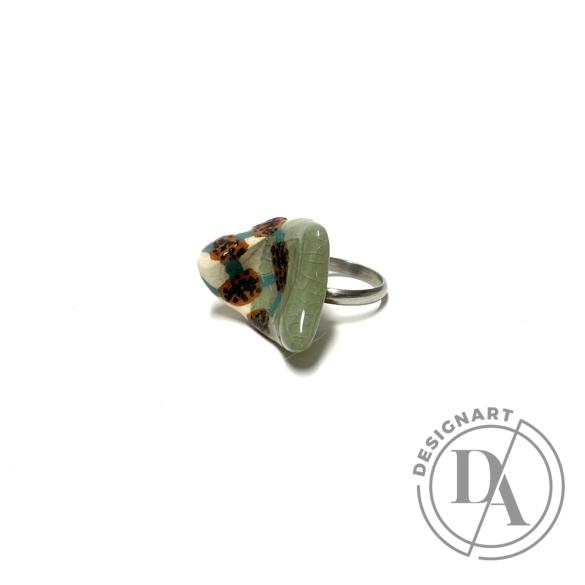 Pebble: Kerámia gyűrű N.9