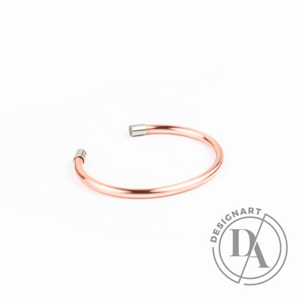 Personal Perception: Pretz Copper réz karkötő / Kis méret, Vastag 4mm