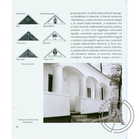 Balassa M. Iván: A felföld népi építészete (Népi Kultúra)