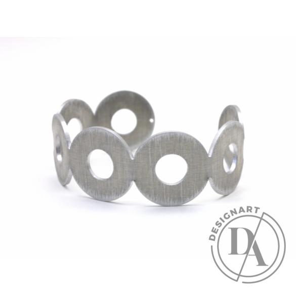 Zemse: Alumínium karkötő N.3