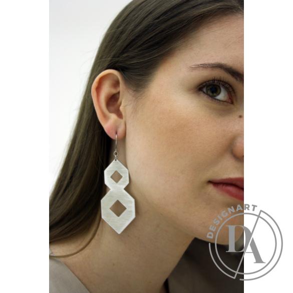 Zemse: Alumínium fülbevaló N4