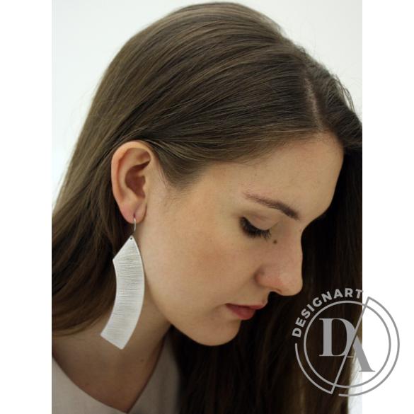 Zemse: Alumínium fülbevaló N3