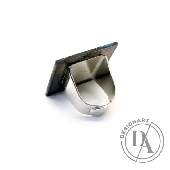 Bakos Natália: Kék ködös Unity gyűrű