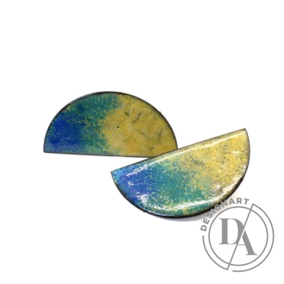 Bakos Natália: Vintage Heavenly fülbevaló