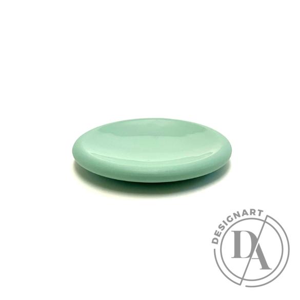 Konda Brigi: Lapostányér kicsi - zöld / ø11cm