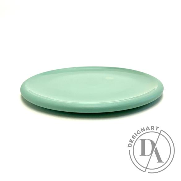 Konda Brigi: Lapostányér nagy - zöld / ø20cm